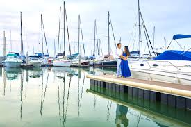 Couple on Yacht