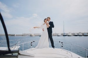 A Unique Place to Get Married Onboard